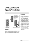 Honeywell L4006A1009 Product Data - Data Sheet