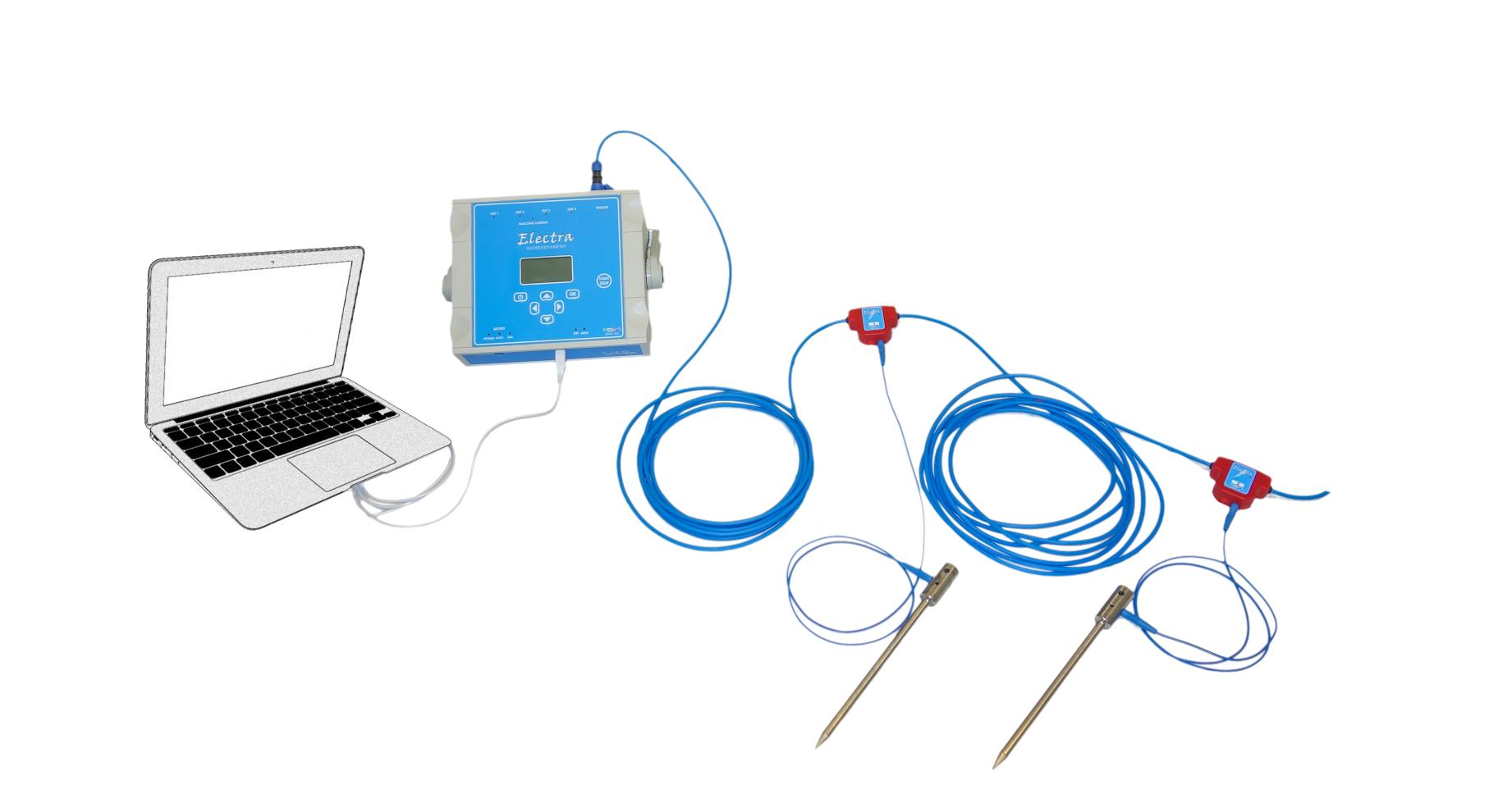 Multichannel Digital Resistivimeter-2