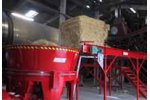 Model 170 - Straw Bale Conveyor