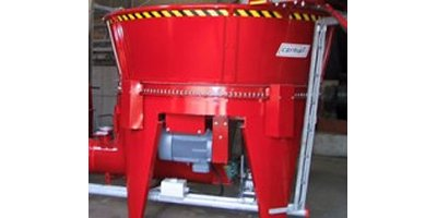 Model RBS - Stationary Straw Multi Shredder