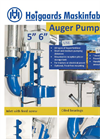 Auger Pumps Brochure