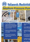 High Pressure Slurry Pump Brochure