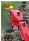 FSI Power-Tech Stump Cutter Products  Brochure