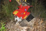 Model ST20H - Hydraulic Stump Cutter Head
