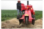 Model D30-4702WD - Self Powered Stump Cutter
