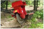 Model ST65H - Hydraulic Stump Cutter Head