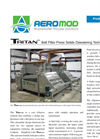 TRITAN - Belt Filter Press Solids Dewatering Technology - Brochure