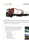 Simulation Tool for Training of Timber Crane Operators Brochure