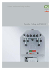 Pyroflex FSB up to 1700 kW Pellet and Wood Chip Boilers Brochure