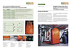 MAWERA FU RIA Series Firebox Boiler with a Double Grate Underfeed Stoker Brochure