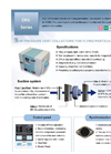 Model CKU-080AT-HC-CE - Compact Low Pressure Dust Collectors Datasheet