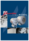 Micronfilter - Model Microil Series - Air Filters - Brochure