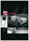 Micronfilter - Model Evotech Series - Liquid Filters - Brochure