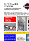Safe-Change Units Brochure