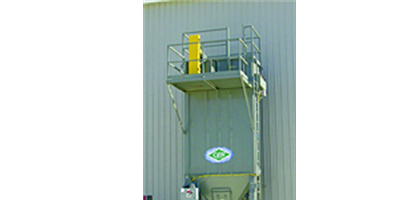 C&W - Model BP-790 - Bag Pulse Jet Central Dust Collectors