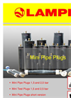 Mini Pipe Plugs - Brochure