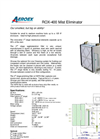 Model Rox - Mist Eliminators Brochure