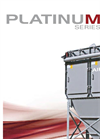Platinum Series - Ledgeless Vertical Cartridge Dust Collector - Brochure
