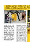Mobile Mechanical Filter Units Brochure