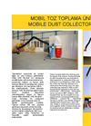 Model UAS-UT - Mobile Dust Collecting Units with Bag Filter & Acrobat Arm Brochure
