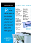 Model PA Series - Outdoor Central Chillers Brochure