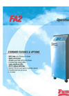 Model FA2 - Industrial Indoor Air Purifier Brochure