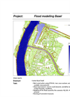 Flood protection measures for the city of Basel (Switzerland)