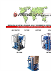 Model VPL - Oil Dehydration Equipment Brochure