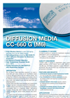 Model CC660 G M6 - Fine Air Filtration Media - Brochure