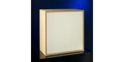High Efficiency Air Filters