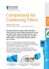Alpha - Coalescing Compressed Air Filters Brochure