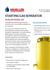 Model SGS - Starting Gas Separator Brochure