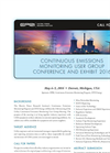 Continuous Emissions Monitoring User Group Conference & Exhibit 2016 - Call for Papers