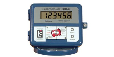 LectroCount - Model LCR-II - Electronic Registers