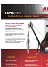 Explorer Portable Borehole Inspection System - Brochure