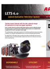 Aries - Model LETS 6.0 - Lateral Evaluation Television System - Brochure