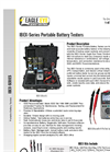 IBEX-Series Portable Battery Testers Datasheet