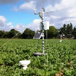 Weather monitoring for environmental compliance