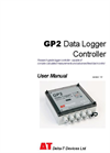 Delta-T - GP2 - Data Logger and Controller - Manual
