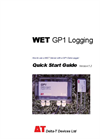WET-GP1 Logging Quick Start Guide v1.2