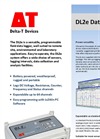 Delta-T - Model DL2e - Data Logger - Datasheet
