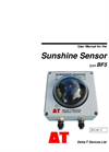 Delta-T - Model BF5 - Sunshine Sensor - User Manual