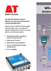 Delta-T - Model WS-GP2 - Advanced Automatic Weather Station System Datasheet