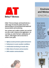 Environmental and Meteorological Sensors & Systems Brochure