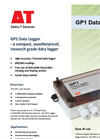 GP1 Data Logger Data Sheet
