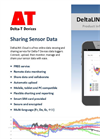 DeltaLINK‐Cloud - Sharing Sensor Data Software - Brochure
