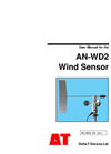 Model AN-WD2 - Wind Sensor - Manual