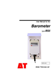 Type BS5 - Barometer - User Manual