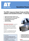 SPN1 - Sunshine Pyranometer General Datasheet