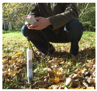 Use of Profile Probes saves time  and money for EU funded FutMon forest monitoring team - case Study